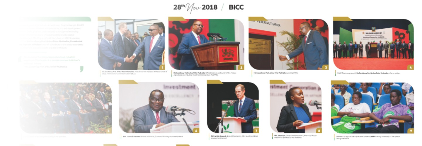 Grand Launch of MAIIC at BICC